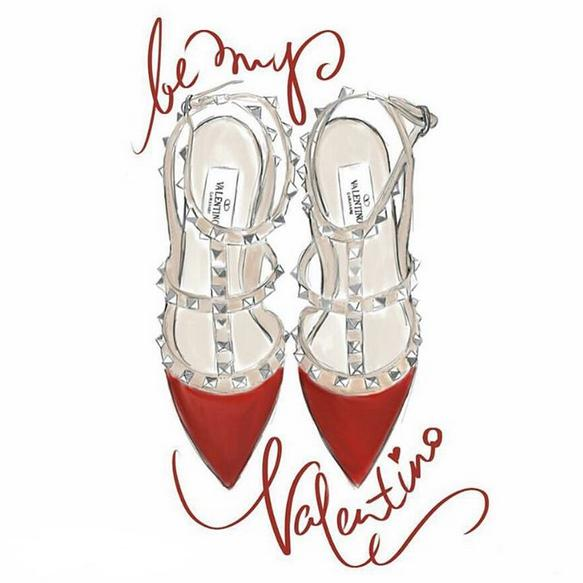 10% Off + Free Shipping Valentino Shoes @ Farfetch