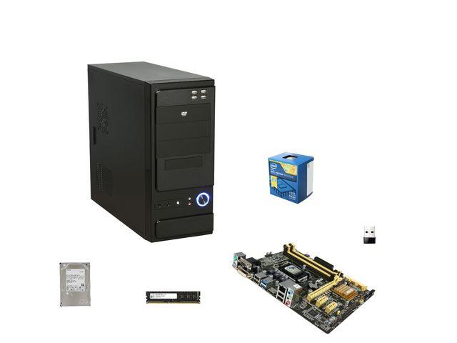 Full PC Combo:(G3258, ASUS B85M-G R2.0, Avexir 4GB DDR3, CASE w/ 480W PSU, 1TB HDD, N150 USB WiFi)
