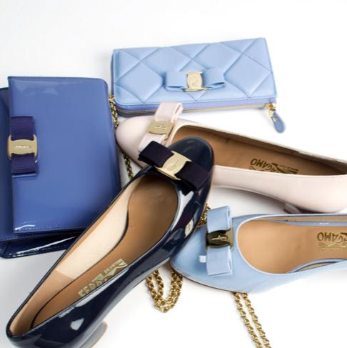 Up to 25% Off Salvatore Ferragamo Shoes and Handbags @ Bloomingdales