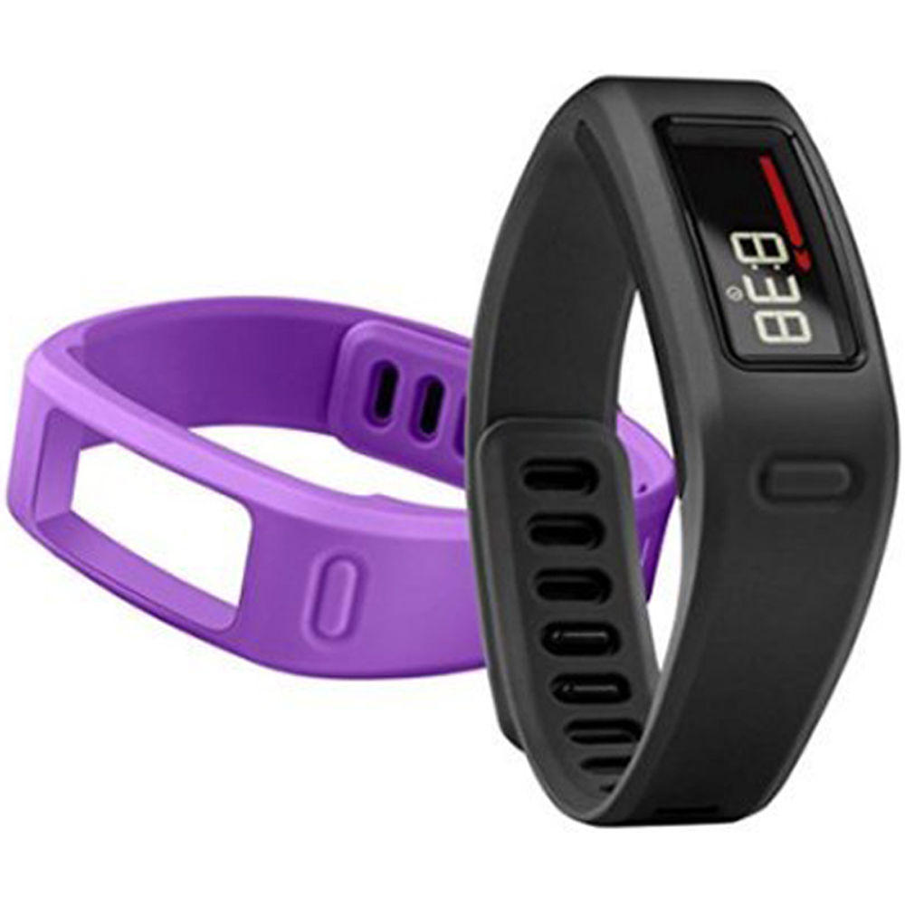 $42.99 Garmin Vivofit Fitness Tracker w/ 4 Bands