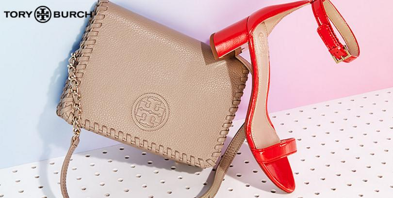 Up to 25% Off Tory Burch @ Bloomingdales