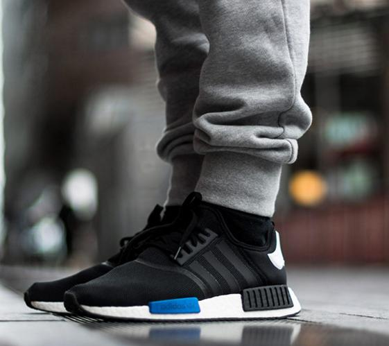 $120 Men's adidas NMD Runner Casual Shoes @ FinishLine.com