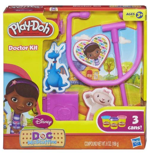 Play-Doh Doctor Kit Featuring Doc McStuffins @ Amazon