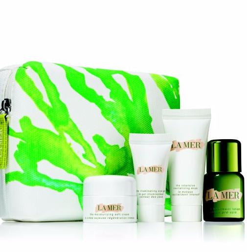 Free 4 Pieces Gift Set With $350  La Mer Order @ Saks Fifth Avenue