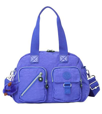 $36.99 + Extra 20% Off Kipling Handbags, Defea Medium Satchel