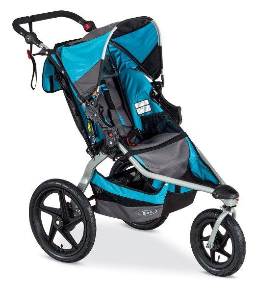 BOB Revolution Flex Stroller, Lagoon (2  Colors Available)