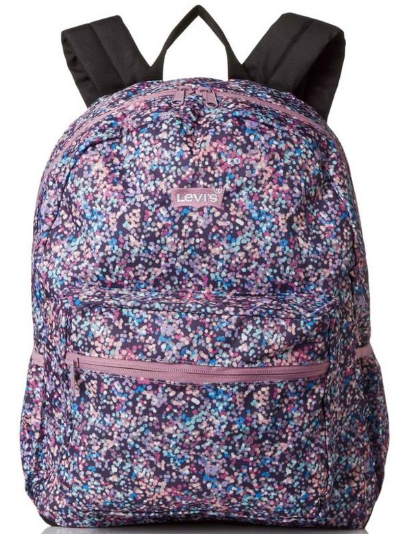 Levi's Girls' Riveter Backpack @ Amazon