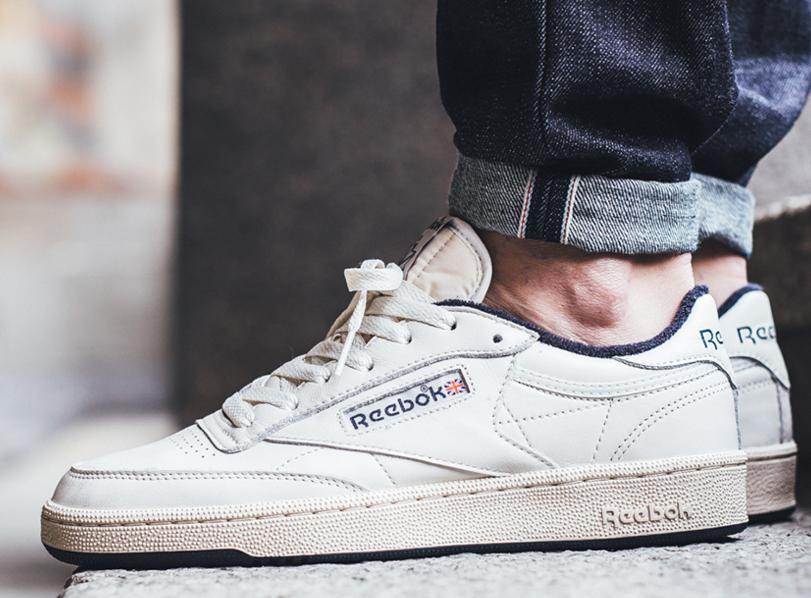 $26 Men's Reebok Club Sneakers On Sale @ Reebok