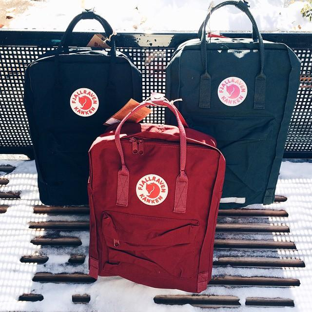 20% Off Fjallraven Kanken Backpack