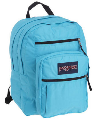 JanSport Big Student Backpack - Mammoth Blue (TDN7)