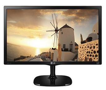 "$149.99 LG Electronics 27"" Widescreen Full HD IPS LED Monitor 27MP57HT-P"