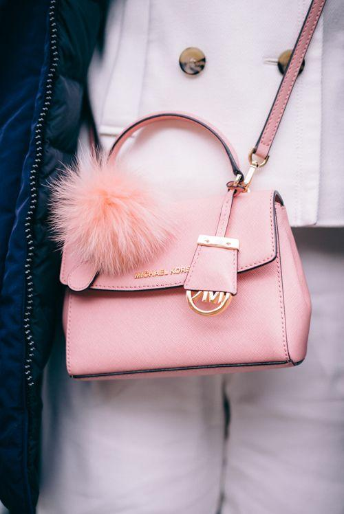 Up to 45% Off Select MICHAEL Michael Kors Pink Handbags @ macys.com