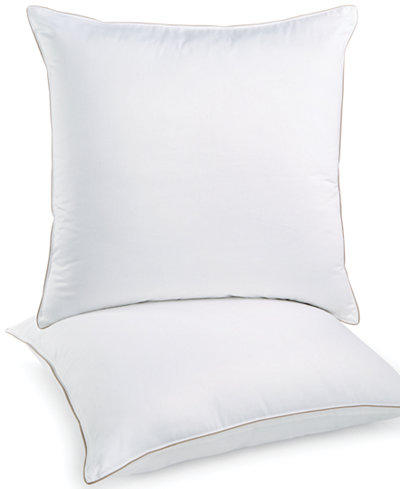 Martha Stewart Collection Allergy Wise 2 Pack Euro Pillows