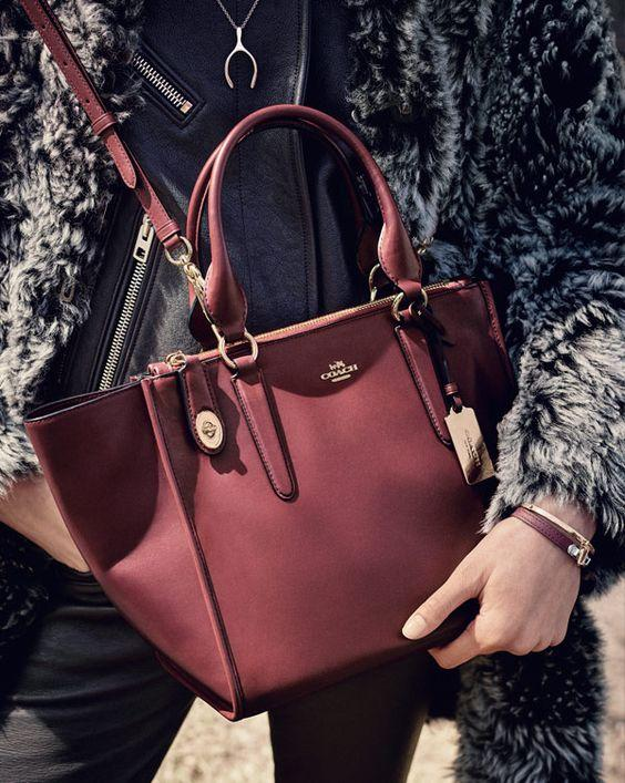 Up to 66% Off Select Coach Handbags @ 6PM.com