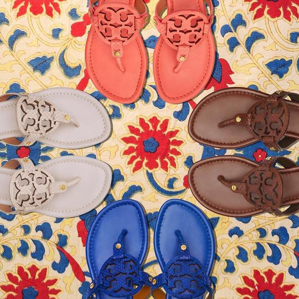 15% Off Tory Burch Shoes Sale @ Saks Fifth Avenue