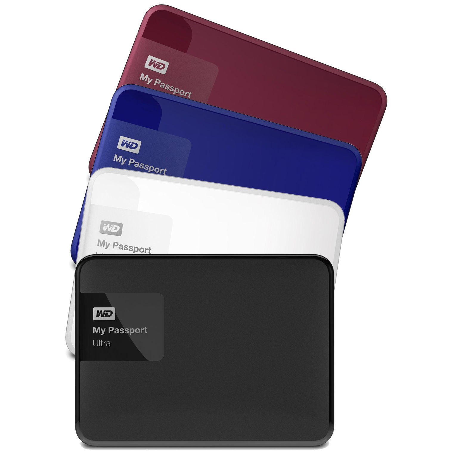 $109.99 Western Digital My Passport Ultra 3 TB Portable External Hard Drive