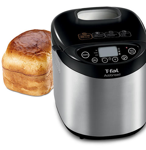 T-fal 7211001527 ActiBread 15 Programs Bread Machine