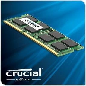 Crucial 8GB Single DDR3 1600 MT/s (PC3-12800)  Notebook Memory