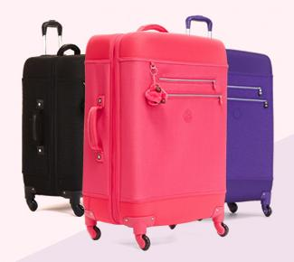 25% Off Monti Luggage at KiplingUSA