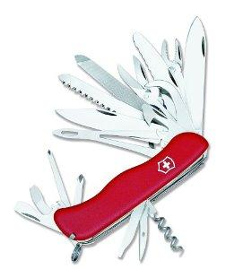 Victorinox Swiss Army Workchamp Xl (Red)