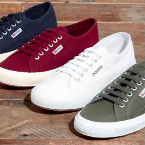 Up to 50% Off Sale Items @ Superga