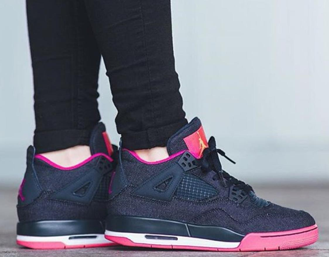 $109.97 AIR JORDAN 4 RETRO GIRLS' SHOE On Sale @ Nike Store