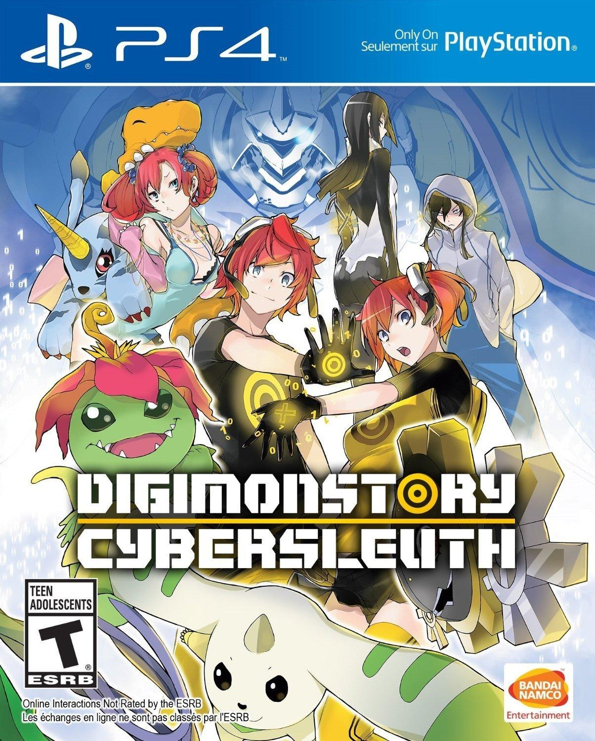 $31.97 Digimon Story: Cyber Sleuth - PlayStation 4