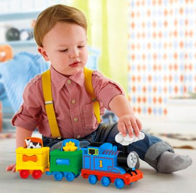 Fisher-Price My First Thomas the Train Thomas Activity Train @ Amazon