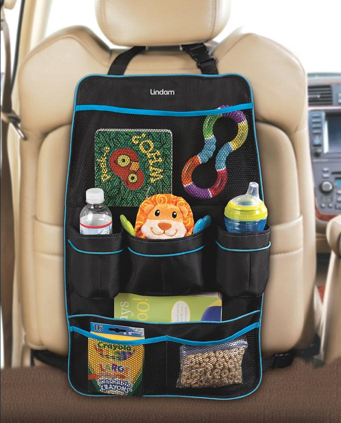 $7.89 Munchkin Backseat Organizer, Black @ Amazon