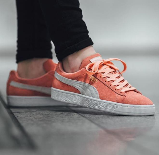 Up to 64% Off Puma The Suede Classic Sale @ 6PM.com