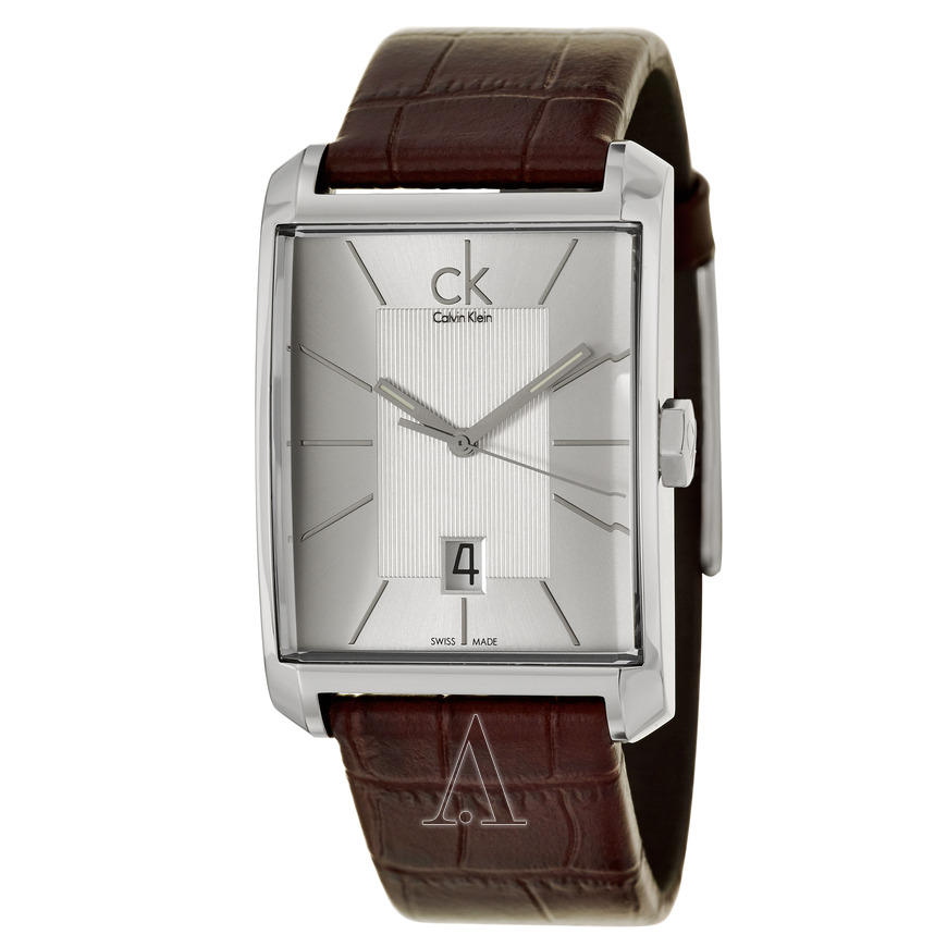 Calvin Klein Men's Window Watch K2M21126