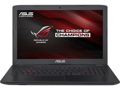 ASUS FZ50VW-NS51 Gaming Laptop (i5 6300HQ, 8 GB DDR4, 1TB + 128GB, GTX 960M)