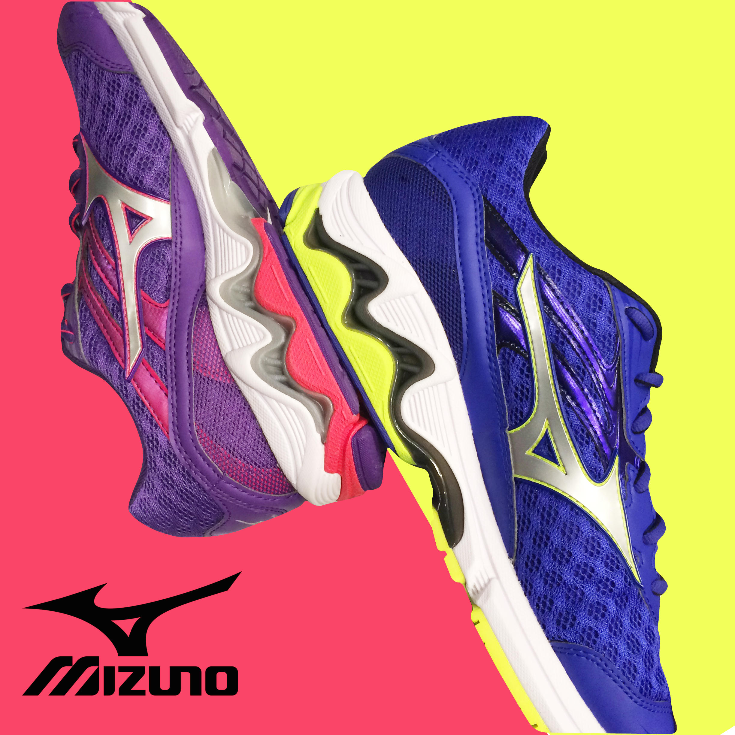 Up to 58% Off Select Mizuno Men's and Women's Running Shoes @ Amazon.com