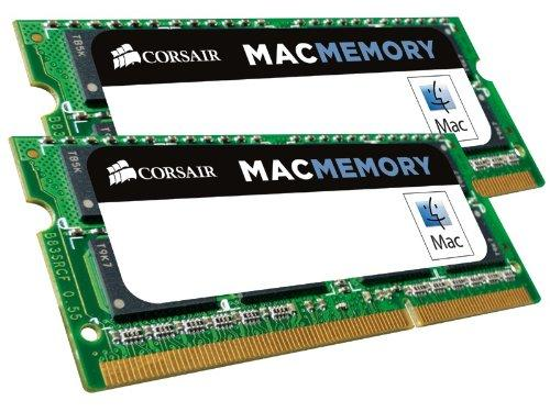 $69.99 Corsair Apple Certified 16 GB (2x8 GB) DDR3 1600MHz Laptop Memory