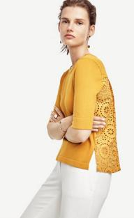 40% Off Full-priced Tops @ Ann Taylor