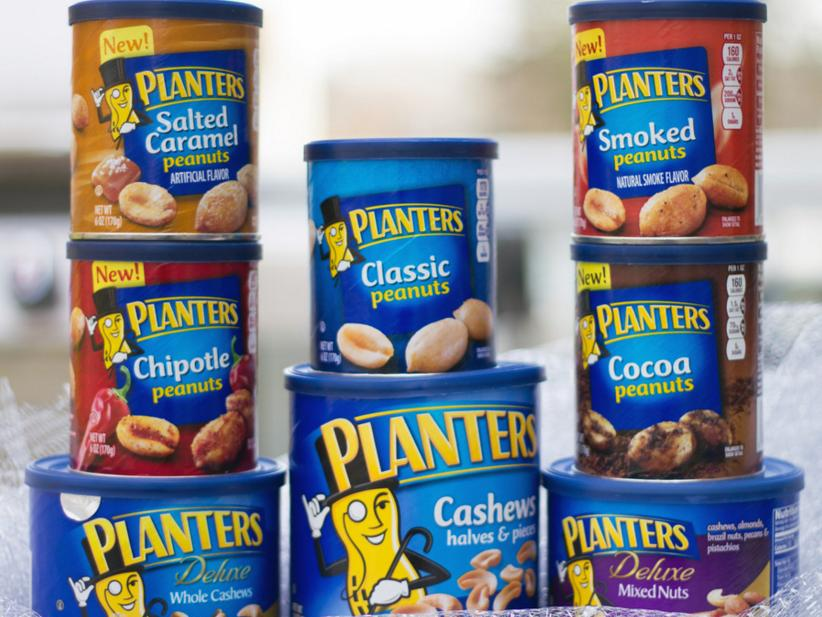 25% Off Select Planters Snacks @ Amazon.com