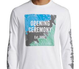 Up to 40% Off Opening Ceremony  Men's Clothing Sale @ Neiman Marucs