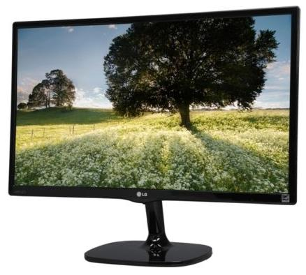 "$104.99 LG 24MC57HQ-P Glossy Black 23.8"" 5ms HDMI Widescreen LED Monitor"