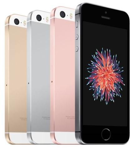 Apple iPhone SE 64GB Sim Free Factory Unlocked