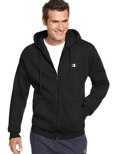 Champion Fleece Full-Zip Hoodie @ macys.com