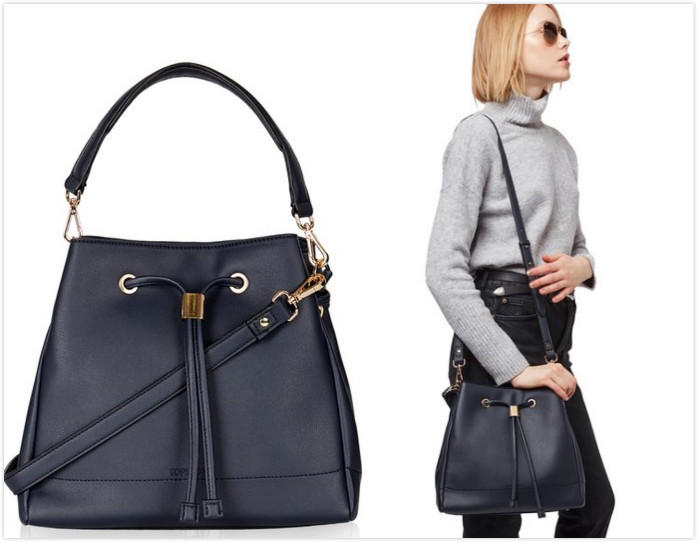 $29.98 Topshop 'Westly' Faux Leather Satchel On Sale @ Nordstrom