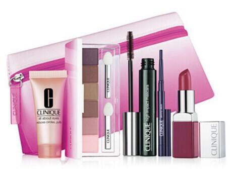 $39.5 ($104 Value) Clinique Date With Colour Set @ macys.com