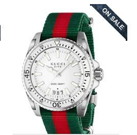 Up to 60% Off Gucci Watch @ Gemnation
