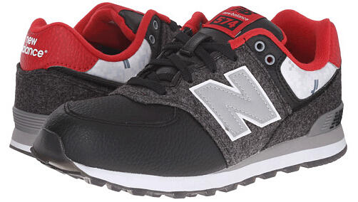 New Balance Kids KL574 - Deep Freeze (Big Kid)