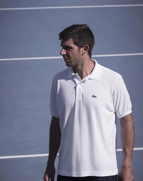 Up to 50% Off Men's Polos Sale @ Lacoste