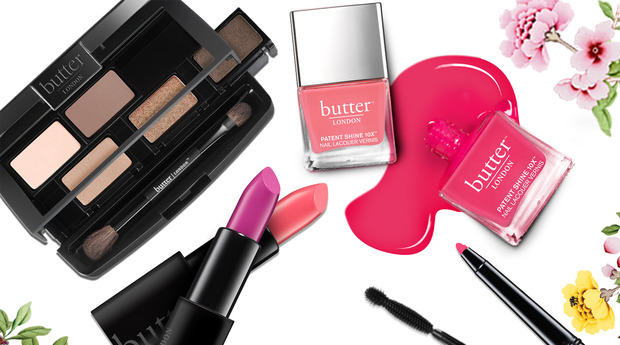$30 for $60 or $50 for $100Butter London Online Merchandise Credit @ Gilt City