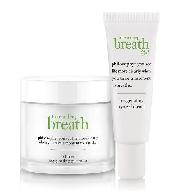 Limited Time! $69.70($82 value) Take A Deep Breath Duo @ philosophy