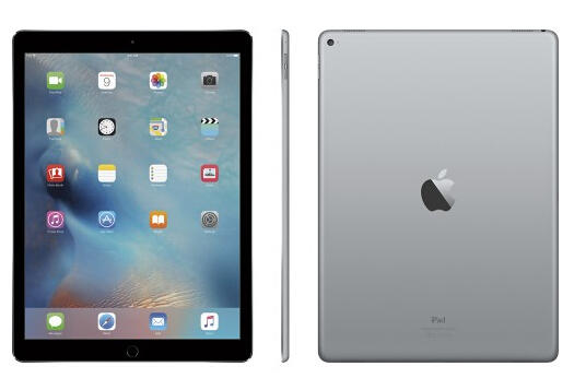 Apple - 12.9-Inch iPad Pro with Wi-Fi - 128GB