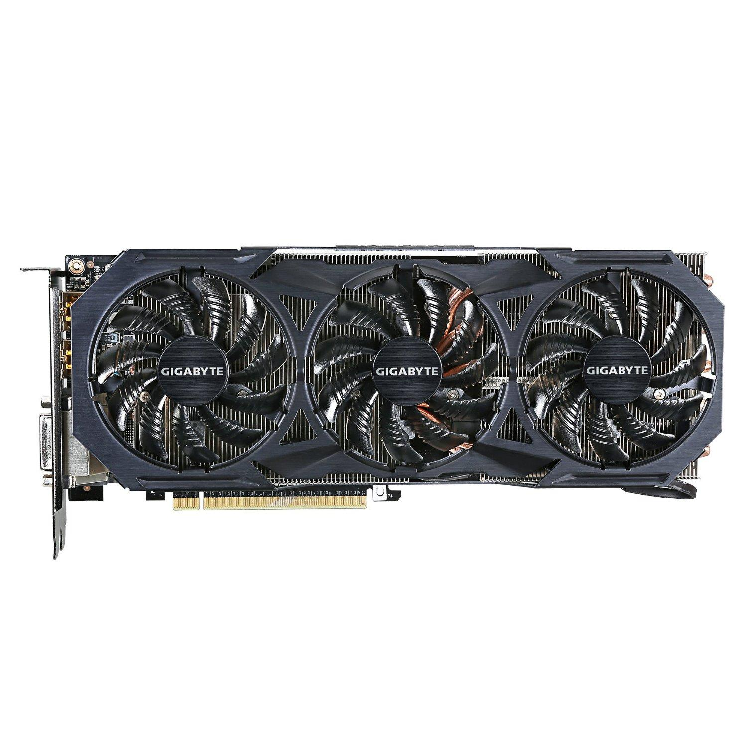 Gigabyte AMD R9 FURY WINDFORCE 3X Video Card