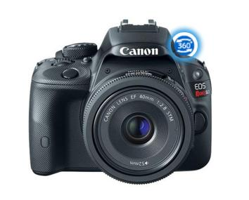 Canon EOS Rebel SL1 with 18-55 IS STM Lens Kit